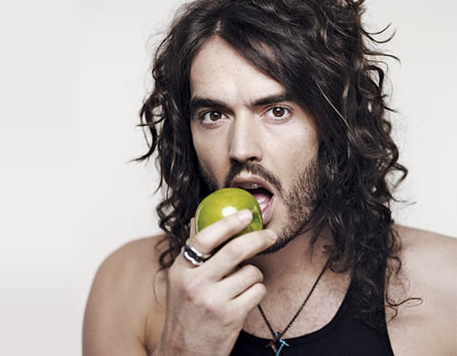 Personality ... MBTI Enneagram Russell Brand ... loading picture